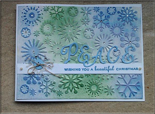 Amerikanische weihnachtsgr e stamping dreams - Amerikanische weihnachtskarten ...